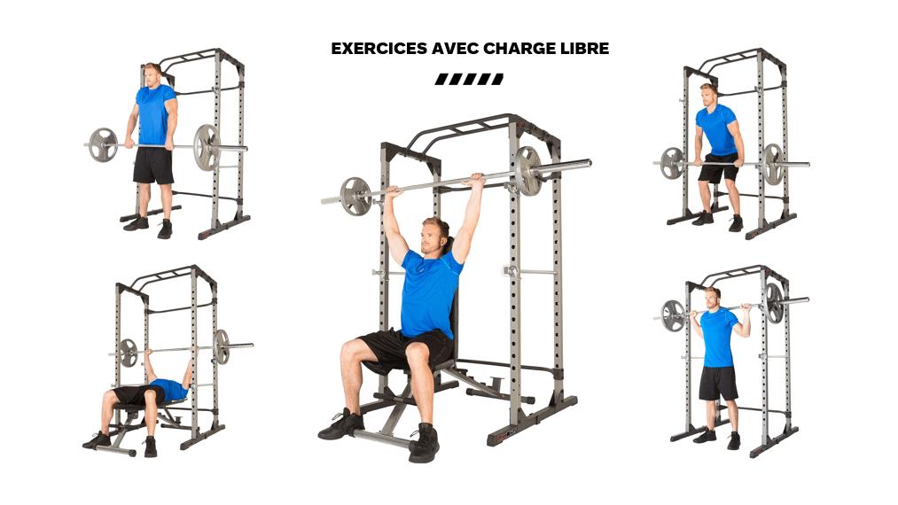 appareil-musculation-maison-avec-charges-libres