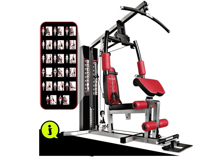 machine-musculation-complète