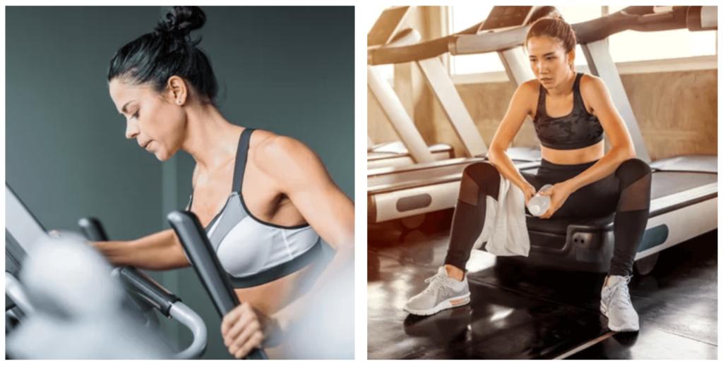 tapis de course ou vélo elliptique pour perdre des calories